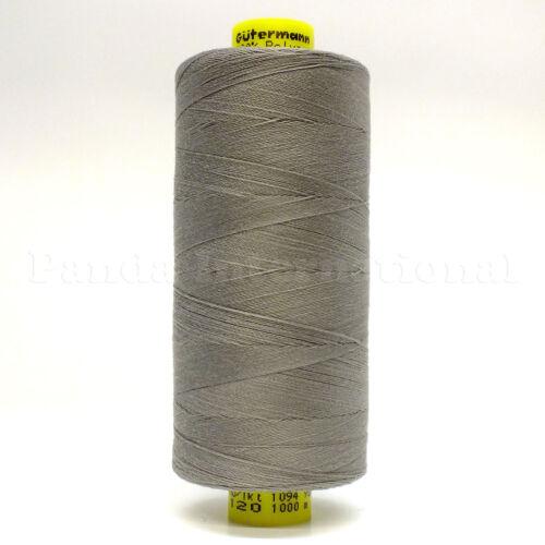 GUTERMANN Mara 120 100/% POLYESTER THREAD 1094 yard//spool Reg Sewing Color 241