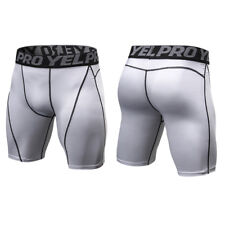 Mens Running Basketball Shirts Compression Shorts Dri fit Tights Pro Gym Clothes