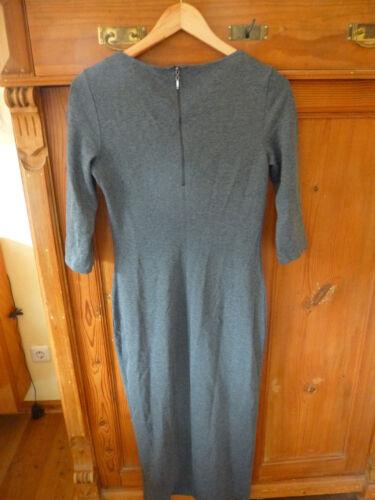 Meliert Esprit 36 Gr Etikett Neu Langes Mit Grau Kleid S xwYwnAHCq