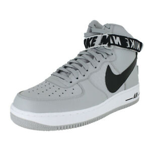 5945d1565b8181 NIKE AIR FORCE 1 HIGH 07 SILVER 315121 044 MENS US SIZES