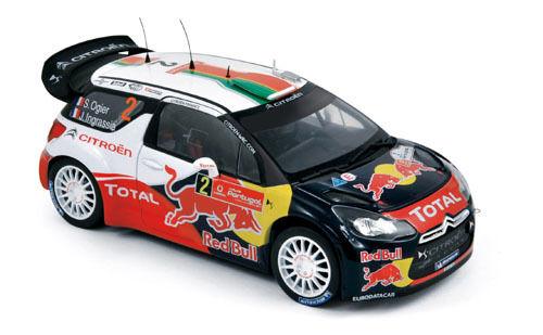 1 18 NOREV CITROEN DS3 WRC Winner Rallye du Portugal 2011 Ogier  Ingrassia 556