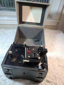 Vintage Kodak Instamatic M50 Super 8 Movie Projector with Original Case