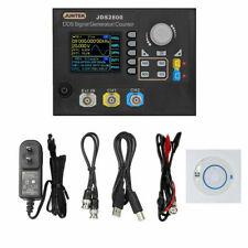 Jds2800 Dual Channel Dds Signal Generator Arbitrary Waveform Generator 24 Tft
