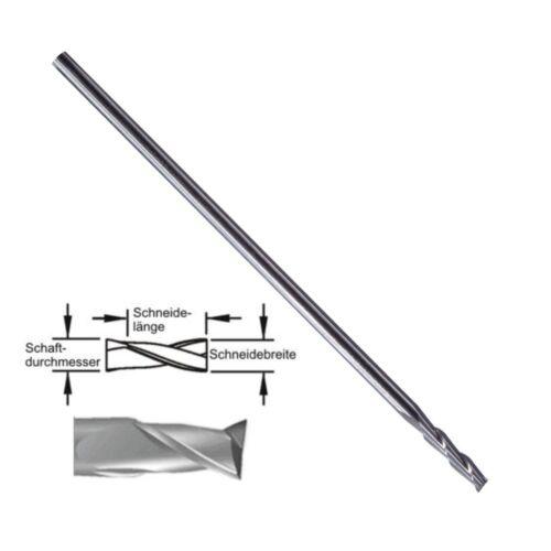 17x115mm Engraving Machine Gravograph Hm Graver Milling Cutters /& Diamond Ø 3