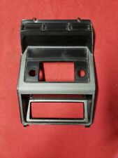 80 86 Ford Truck Bronco Radio And Climate Controls Trim Bezel Xl