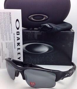 8a3dad265a Oakley Oo9011 Flak Jacket Xlj Polarised Wrap Around Sunglasses Black ...
