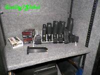 Sale Usa Pistol Handgun Rack Seven Guns Organizer Gun Safe Vault Space Saver G2