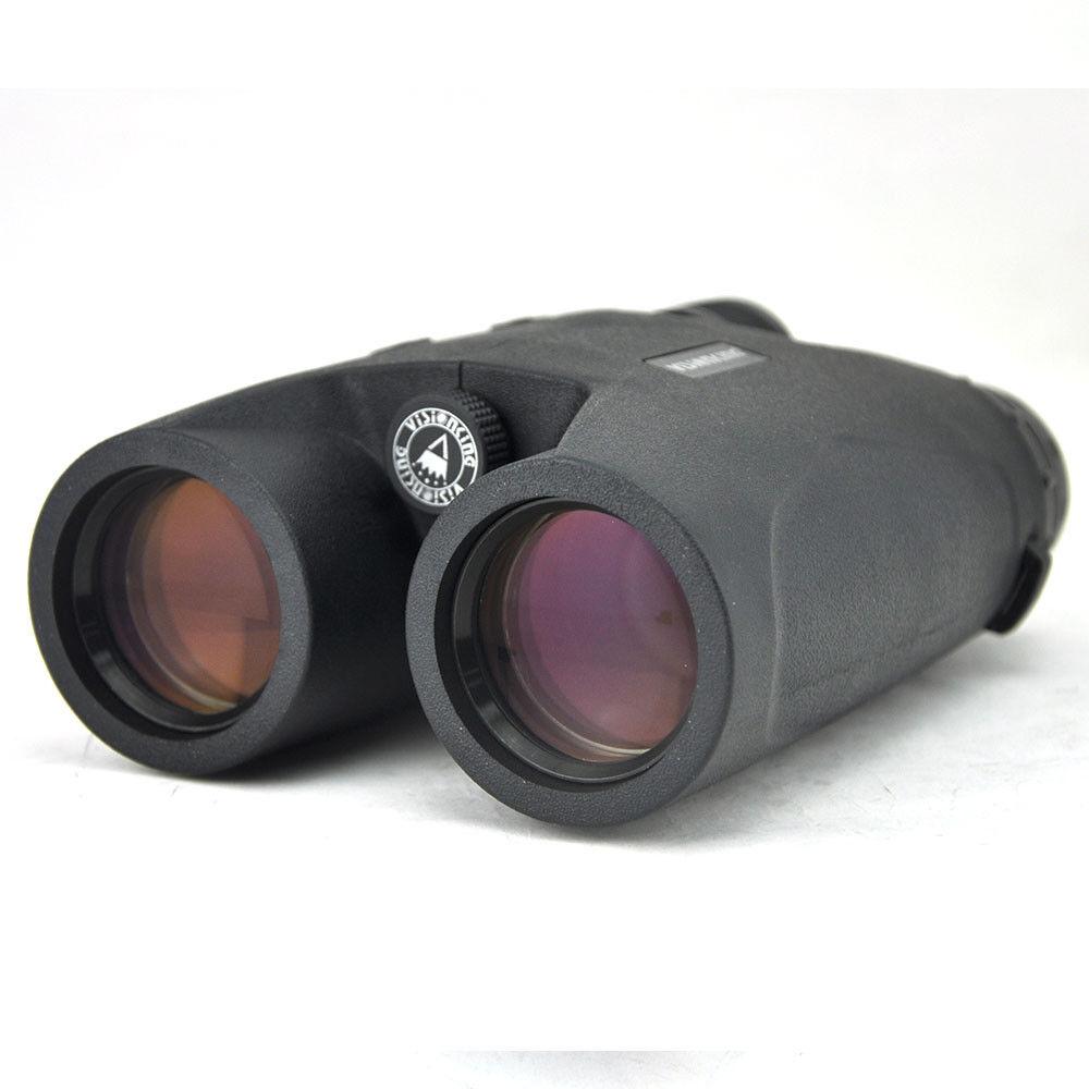 Telémetro láser Visionking 8x42 Binoculares hasta 1800 M YD distancia