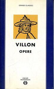 Francois-Villon-OPERE