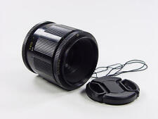 Macro lens MC Volna-9 M42. 2.8/50mm. s/n 851693. Zenit KMZ USSR.