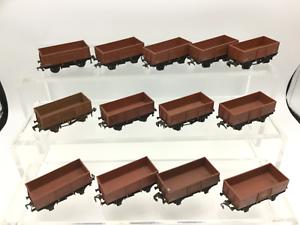Hornby-Dublo-4640-OO-Gauge-BR-Steel-Open-Wagon-B486865-x13