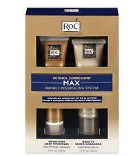 RoC Retinol Correxion Max Wrinkle Resurfacing System Damaged box