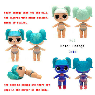 GLAMSTRONAUT Ultra Rare Lol surprise confetti pop series 3 wave 2
