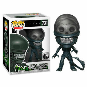 Xenomorph Metallic Blue Alien 40th Specialty Series #731 Funko Alien Pop