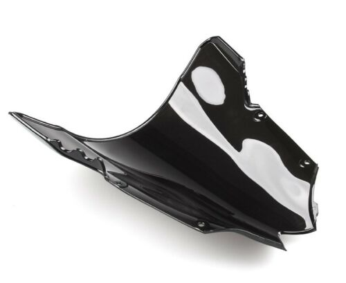 New Double Bubble Motorcycle Windshield Shield for Yamaha YZF-R6 2008-2015