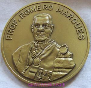 MED6876-Medal-For-Romero-Brands-Clinque-Vascular-Of-Recife-1983-Brazil