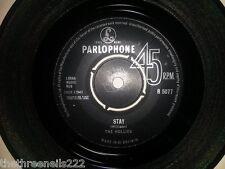 "VINYL 7"" SINGLE - STAY - THE HOLLIES - R5077"