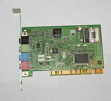 NEW DRIVERS: CRYSTAL 4281 PCI SOUND CARD