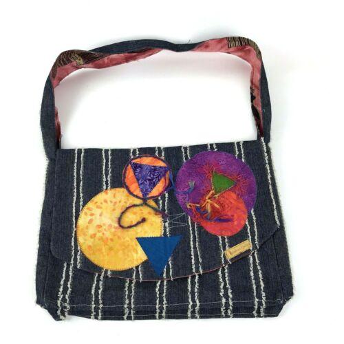 Kalahari Quilts Handmade Handbag Artisan Purse den