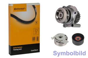 CONTI Zahnriemen+Rollensatz+Wasserpumpe für SEAT TOLEDO II III; AUDI A3,A4,A6
