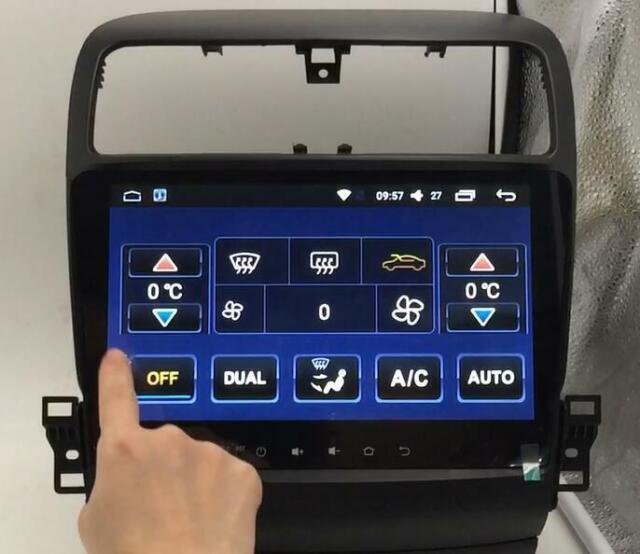 For Honda Acura TSX 2004-2008 Car Navi GPS Radio Android 8