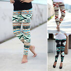 High Waist Women's Casual Skinny Stretch Slim Fit Pencil Pants Trousers Leggings