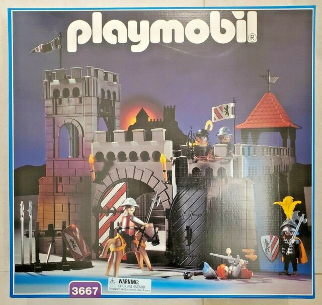 New Playmobil 3667 - Medieval Small Castle