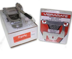 BUNDLE-Bigsby-B7-Vibrato-Vibramate-V7-335E-8-0-034-Kit-for-Arch-Top-Epiphone-NEW