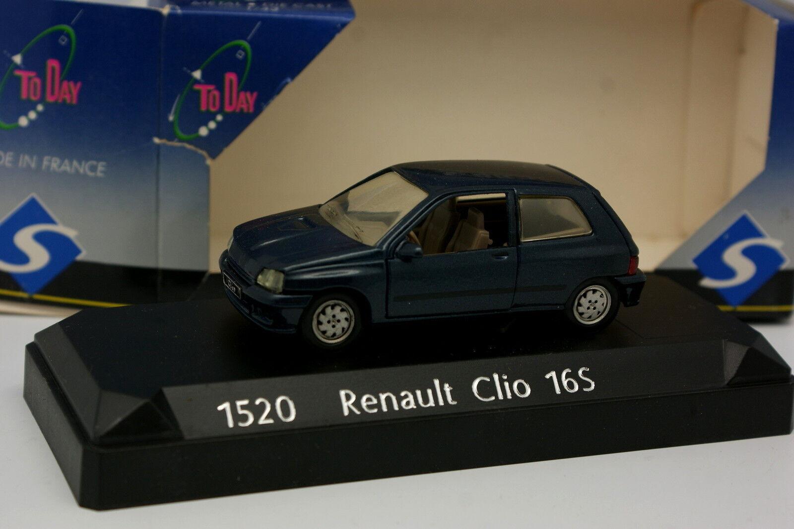 Solido 1 43 - Renault Clio 16S Felgen Flügel
