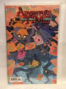 Adventure-Time-65-VF-NM-1st-Print-Boom-Studios-Comics
