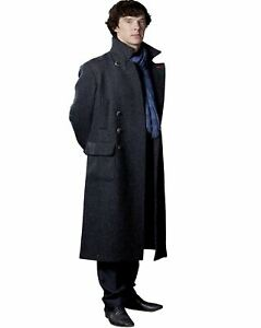 Sherlock Holmes Benedict Cumberbatch réel laine hiver homme