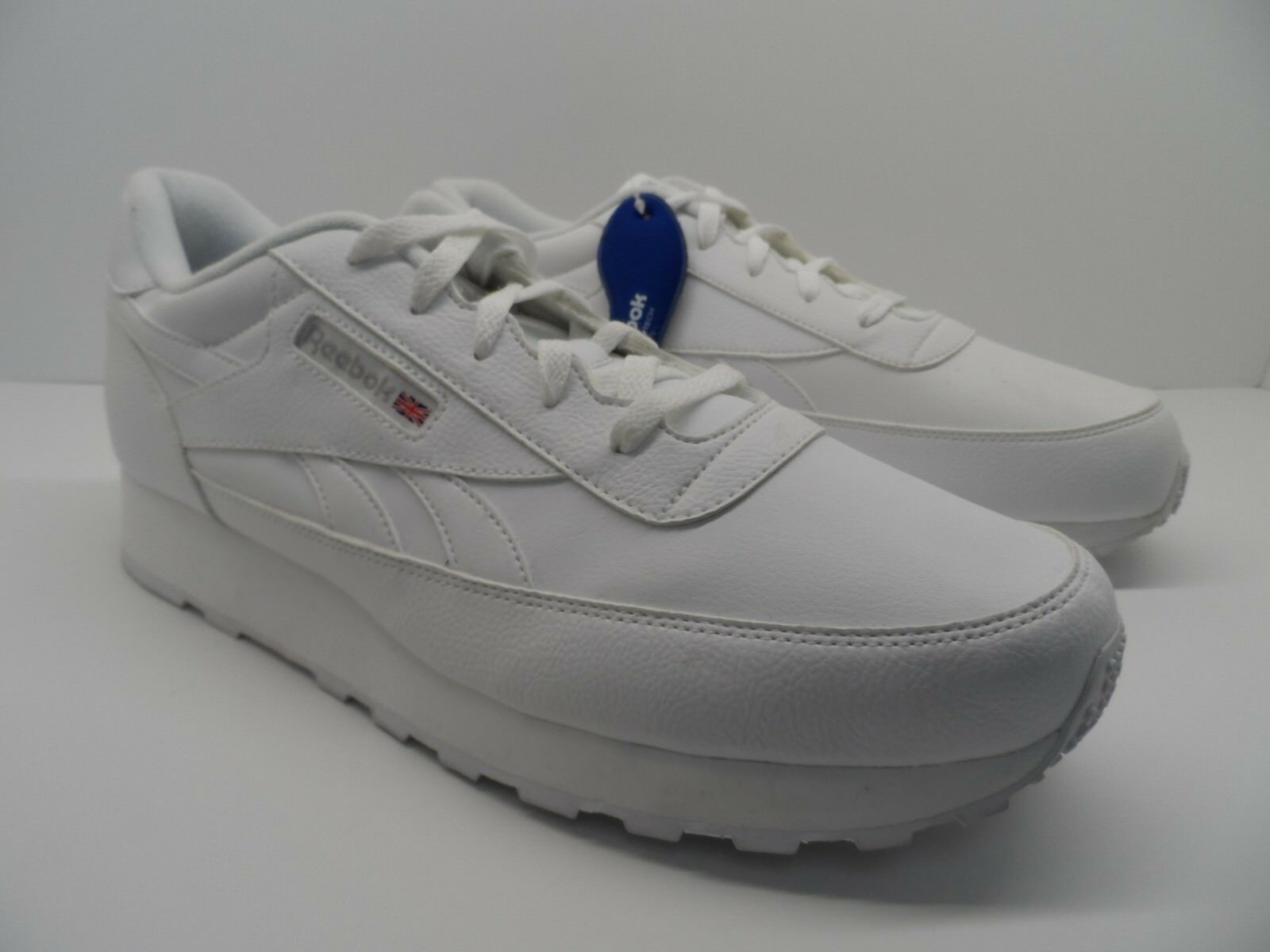 9bfba4c568945 Reebok Men s Classic Renaissance V66940 Athletic Shoe White Size 12M 12M  12M 88646e