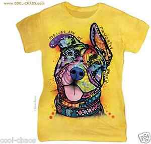 a475aad86d01 Rescue Dogs T-Shirt / Dog Lover Tee;Ladies Yellow Gold tie dye Tee ...