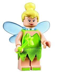 LEGO-DISNEY-MINIFIGURE-TINKERBELL-TINKER-BELLCASTLE-71040-AUTHENTIC
