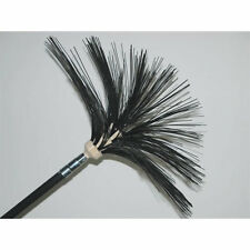 RoVac 60177 Smoke Chamber Spin Brush for Chimney Cleaning.