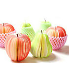 Fashion New Cute Apple Sticker Bookmark Point It Marker Memo Flags Sticky Notes