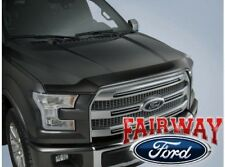 15 thru 20 F-150 F150 OEM Genuine Ford Parts Smoke Hood Deflector Bug Shield NEW