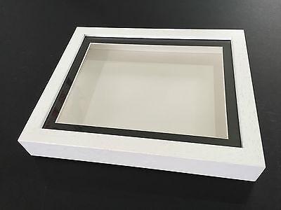 3D Deep rebate Box Picture Frame Display Memory Box Medals Memorabilia Flowers