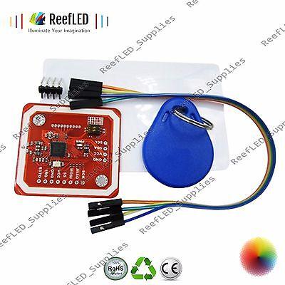 PN532 NFC RFID Kit V3 Módulo Arduino nuevo Reino Unido
