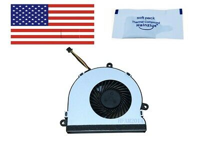 Original New For HP 15-ba000 15-ba100 Notebook PC series CPU FAN with Grease