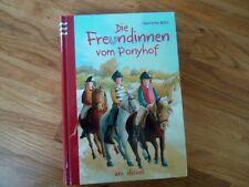 Die Freundinnen vom Ponyhof~Buch~Kinderbuch~Geschenk~illustriert~arsEdition