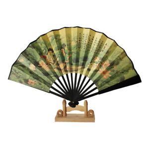 Faecher-Bambus-Geisha-Kirschblueten-Handfaecher-Deko-Sommerfaecher-Kostueme