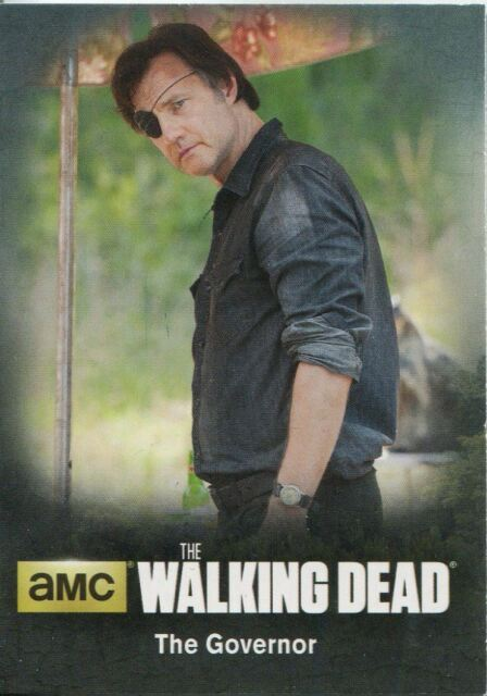 The Walking Dead Season 4 Part 2 Complete 4 Card Posters