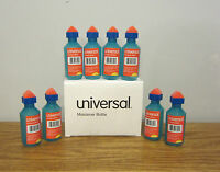 8 Universal Envelope Moistener Letter Sealer Bottles With Sponge Tip Licker