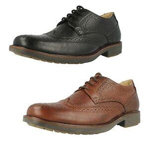 Gewidmet Mens Palma 909036 Black/brown Leather Shoes By Anatomic & Co £115.00 Um Jeden Preis