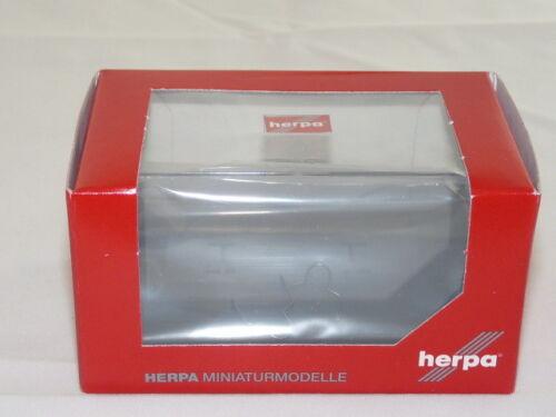 Herpa 055000 PC-vitrina incl embalaje original mantén paréntesis turismos 1:87 nuevo