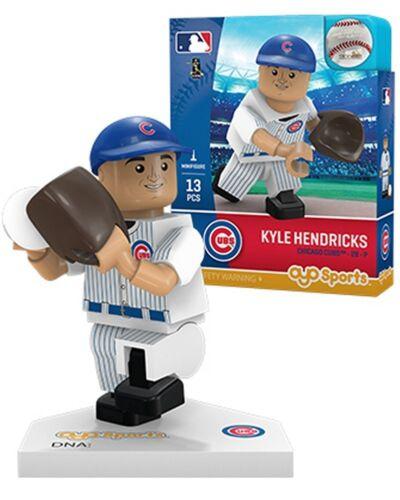OYO G5 Kyle Hendricks Chicago Cubs