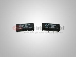DIP05-1A72-12L Reed Relay 5VDC 1A THT 10pcs