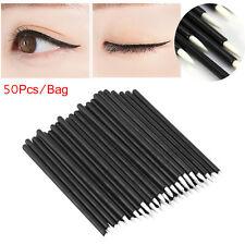 Eyeliner Liquid Brush Applikator Swab Microbrush Wimpernverlängerung Werkzeuge