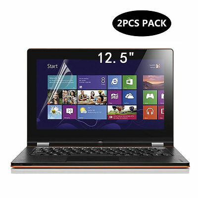 "2X Clarity//Anti Glare 11.6/"" Screen Protector For Lenovo Yoga 700 11.6/"" Touch"